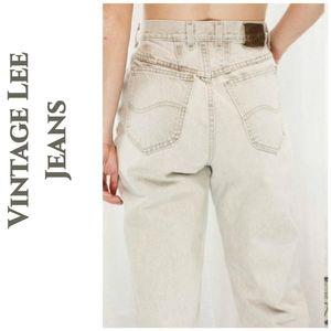 Rare Vintage Lee Mom Jeans
